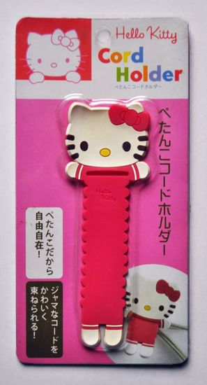 MISC727 Hello Kitty Earphone / Cord / Cable Tie
