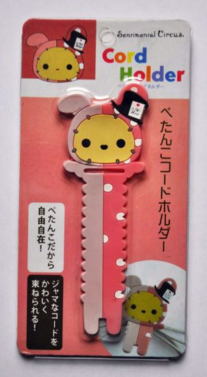 MISC728 Sentimental Circus 'Shappo' Earphone / Cord / Cable Tie