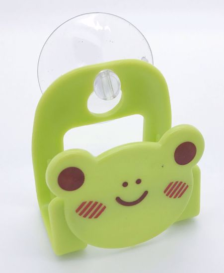 Buy Cute Plastic Suction Cup Wall Mounted Soap Dish - Frog